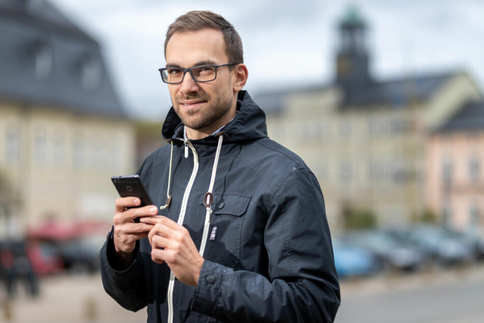 """Die Stadt Zwönitz im Erzgebirge ist """"Smart City""""."""