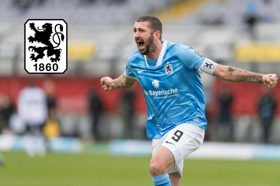 TSV 1860 München: Tor-Maschine Mölders hält Löwen auf Erfolgsspur