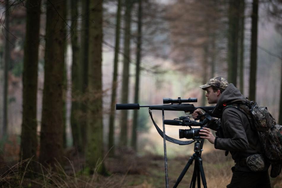 Immer mehr Jäger sind auch Blogger und berichten von ihren Erlebnissen in den sozialen Medien.
