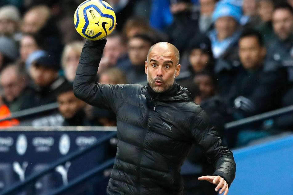 Gelingt Manchester City und Pep Guardiola eventuell doch der große Wurf in den Verhandlungen um Jadon Sancho?