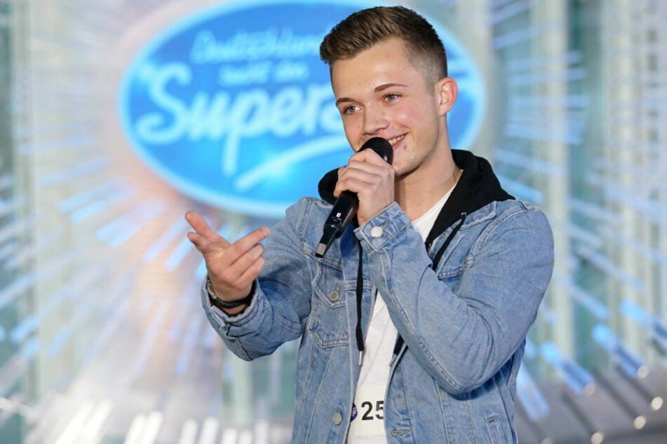 Wird er der nächste Wincent Weiss? Philipp (19) aus Willstätt.