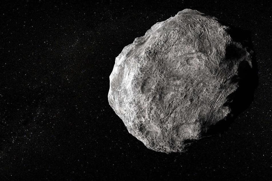 Für die NASA ist Asteroid 1999 KW4 potenziell gefährlich (Symbolbild).