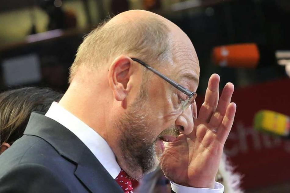 Martin Schulz will Parteivorsitzender der SPD bleiben und die Partei jetzt neu aufstellen.