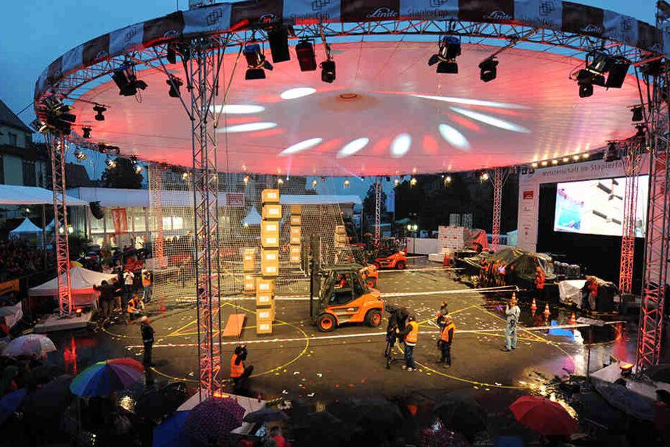 Zwei Teilnehmer dürfen schließlich am Finale in Aschaffenburg teilnehmen.