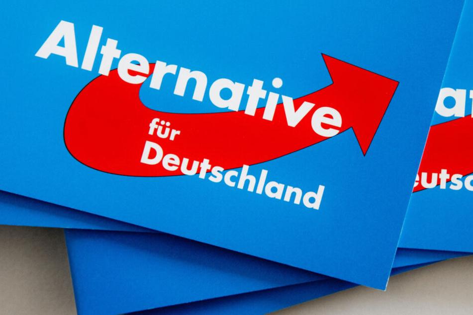 Das Logo der Alternative für Deutschland (AfD).