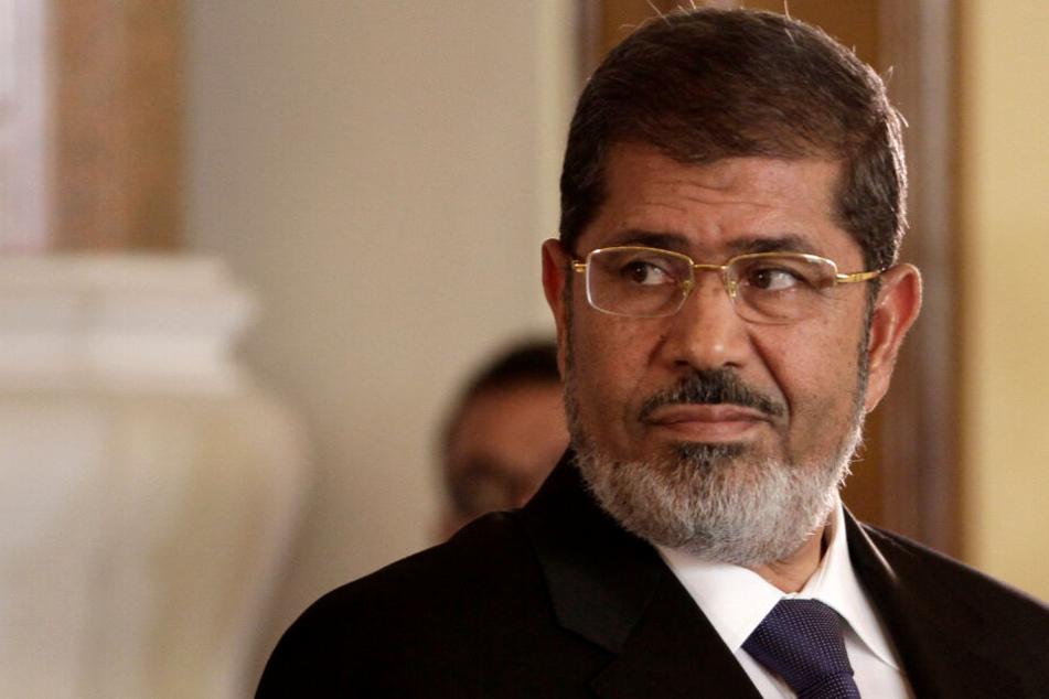 Mohammed Mursi wurde 2013 von El-Sisi aus seinem Amt geputscht.