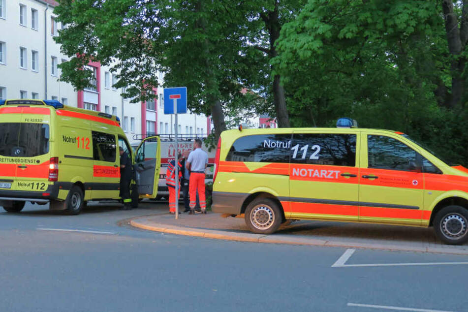 Wegen seines Fahrrades! Drei Männer prügeln 33-Jährigen in Klinik