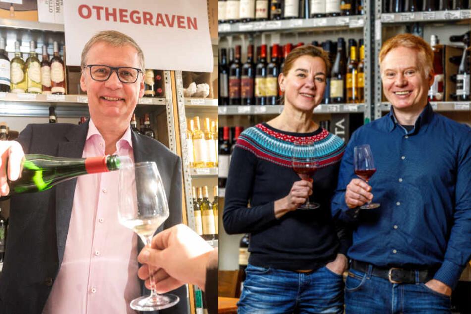 """20 Jahre Weinhandel """"edelrausch"""": Das ließ sich auch Günther Jauch nicht nehmen"""