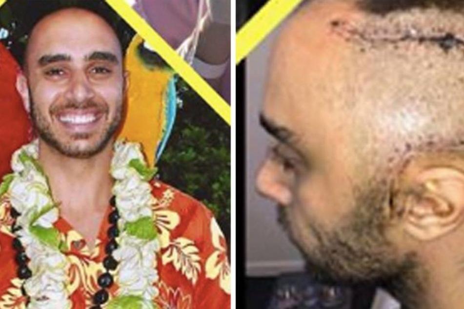 Ärzte weigerten sich, Laith Hassoneh zu behandeln.
