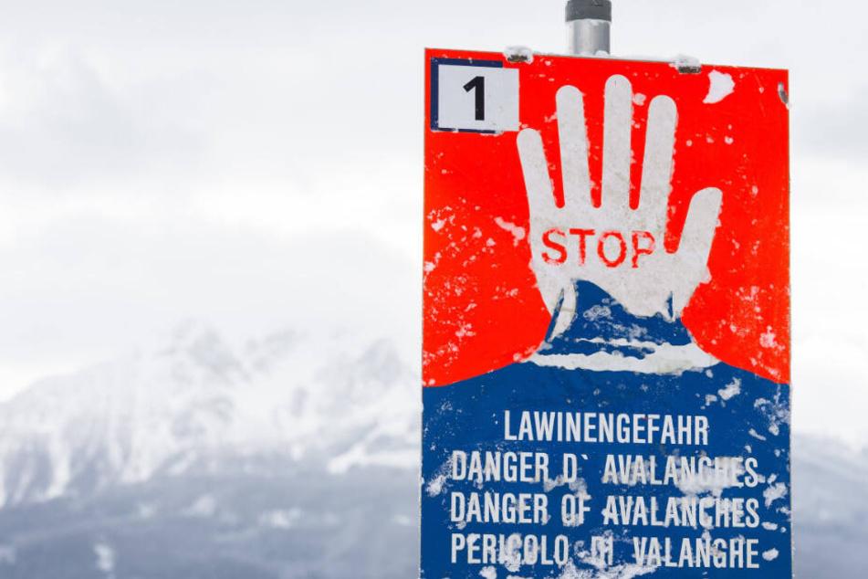 Lawine überrollt deutsche Touristen: Zwei Kinder sterben in Südtirol