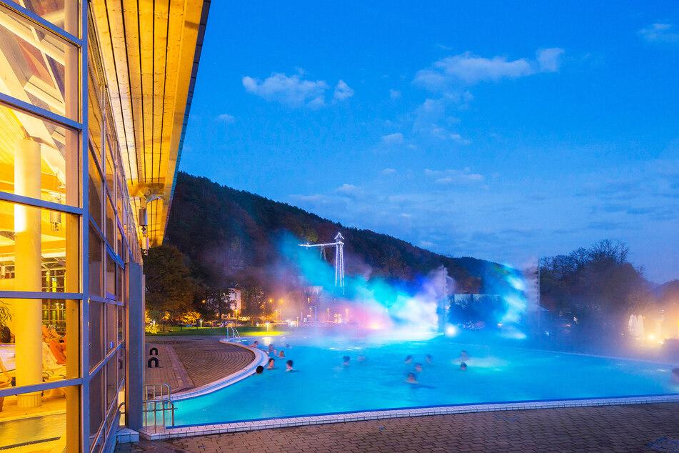 Die Toskana Therme ist ein beliebter Ausflugsort in der Region.