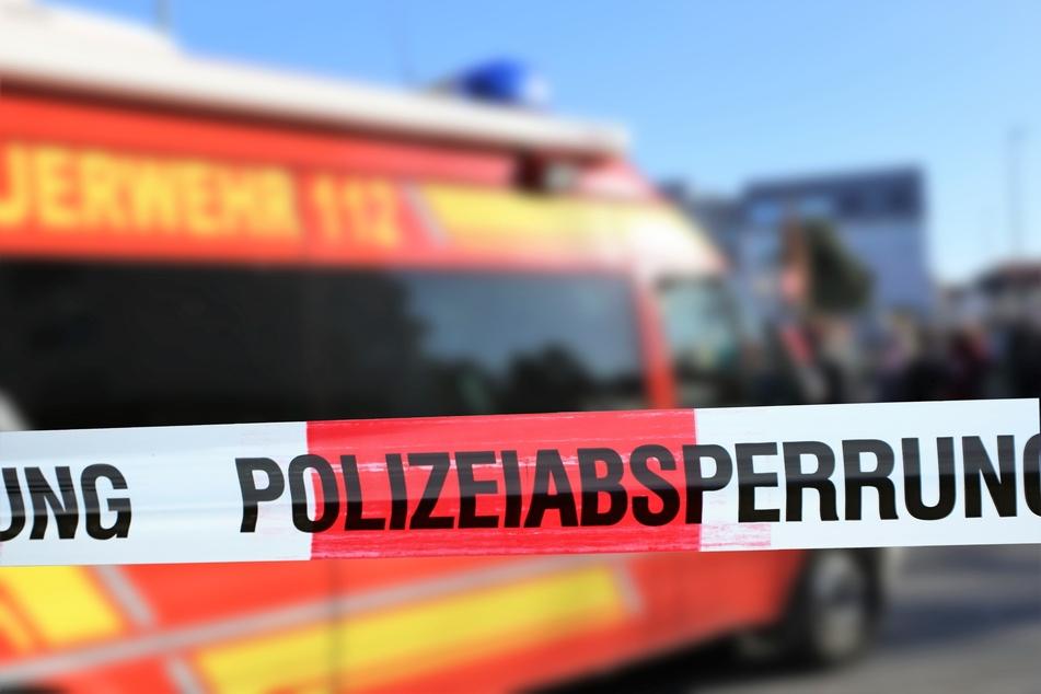 Mann stirbt bei Wohnungsbrand: Feuer wurde offenbar absichtlich gelegt