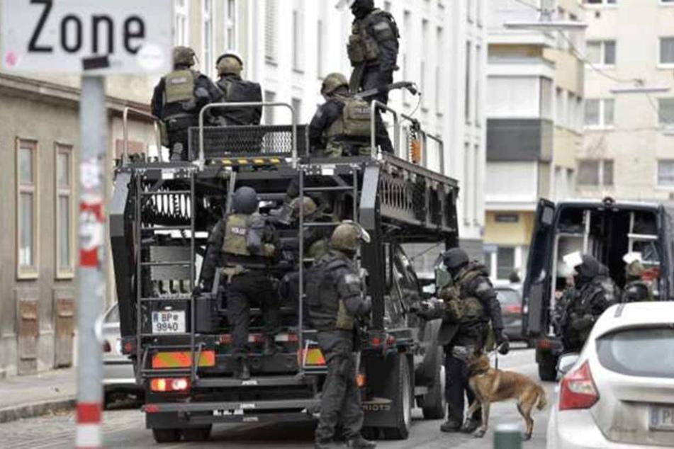 """Anfang Januar wurde Marcus M. (34) in Wien von der Spezialeinheit """"Cobra"""" festgenommen."""
