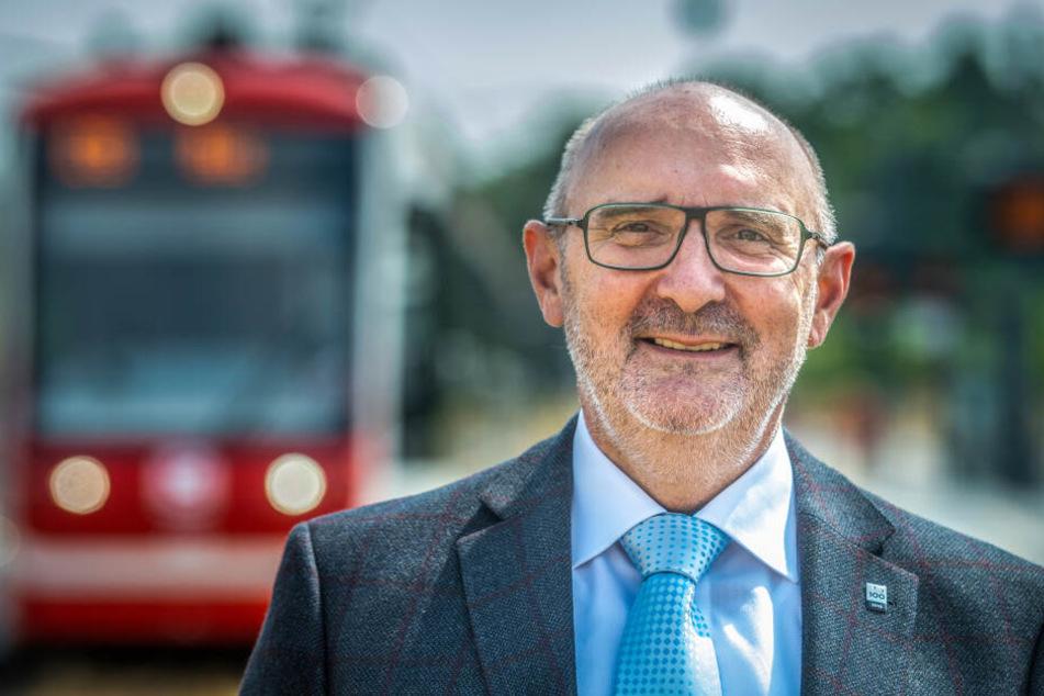 VMS-Geschäftsführer Harald Neuhaus (62)