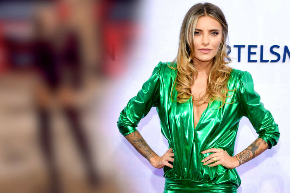 """Sophia Thomallas Fans drehen durch: """"Du heißes Gerät"""""""