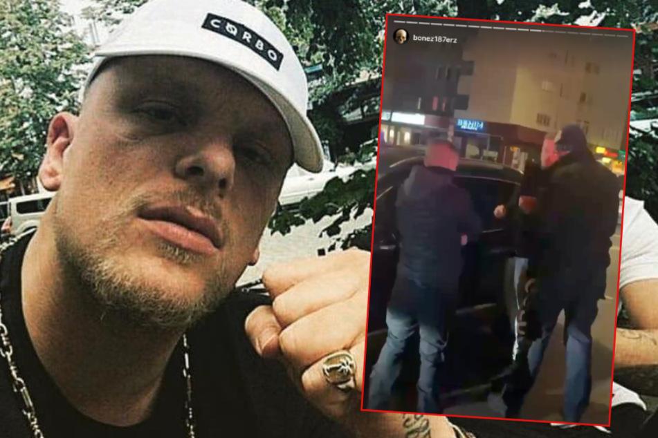 Festnahme in Berlin? Hier wird 187-Rapper Bonez MC durchsucht