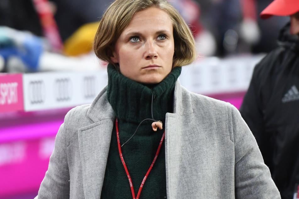 Kathleen Krüger (34) ist rund um die Uhr für die Mannschaft da.