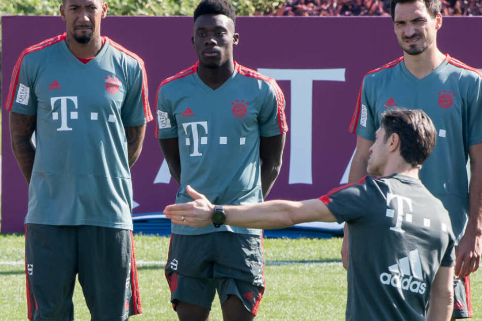 Niko Kovac und der FC Bayern München wollen in der Rückrunde angreifen.