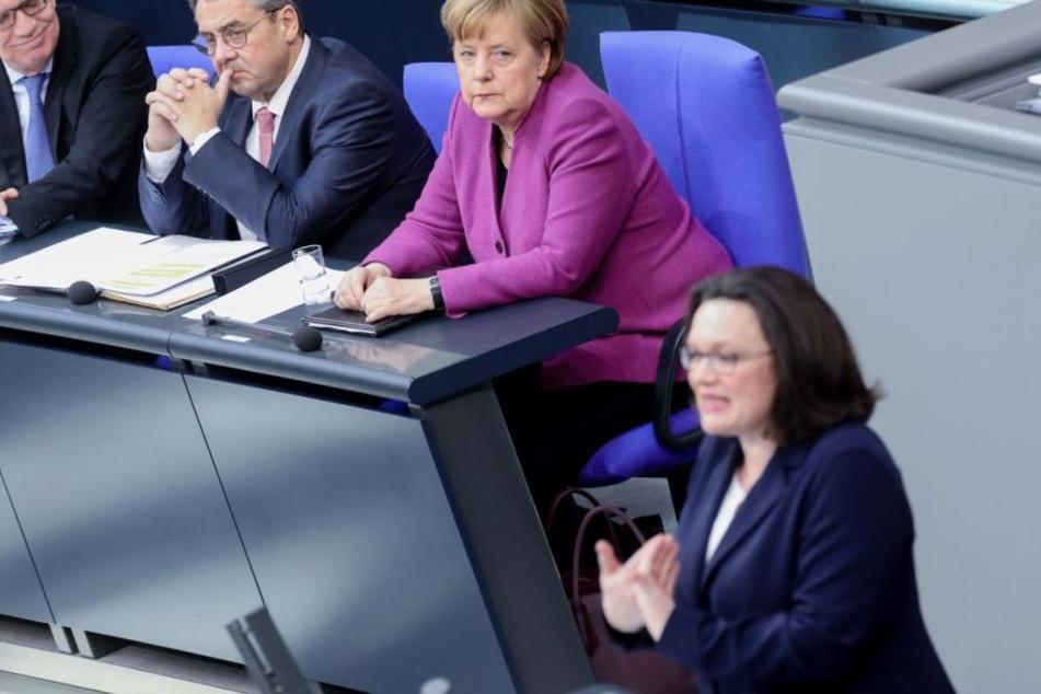 Angela Merkel wird schon in wenigen Tagen zur neuen alten Bundeskanzlerin gewählt.