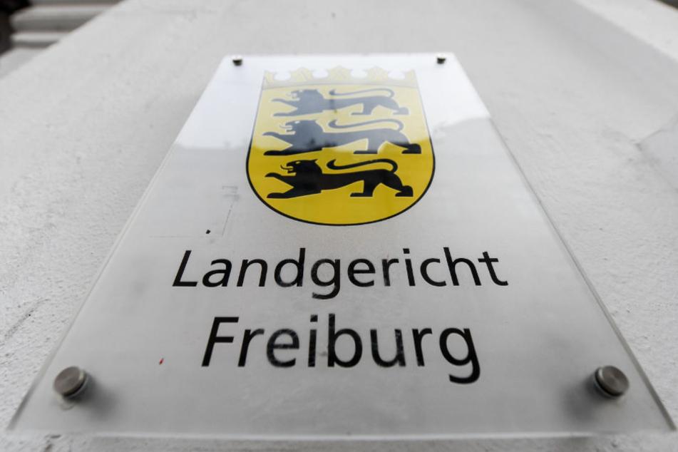 Das Landgericht Freiburg befand den Mann für schuldig.