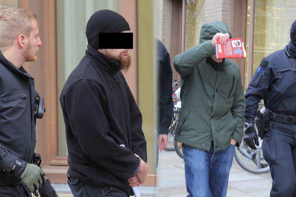 """Freie Kameradschaft Dresden: Die vielen Vorstrafen der """"Ordnungshüter"""""""
