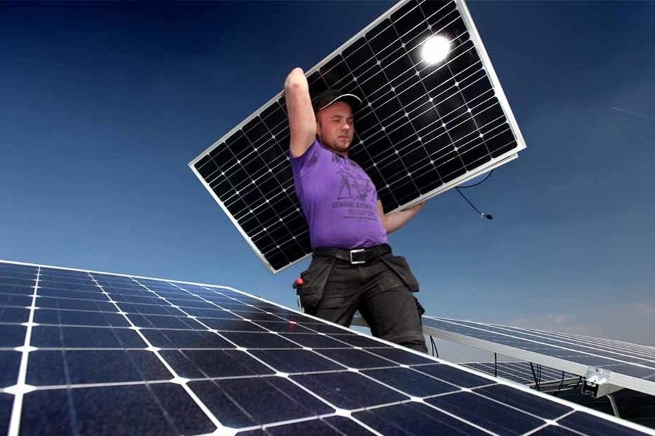 Zahlreiche Schulen aus Gütersloh haben schon eine Solaranlage auf ihren Dächern.