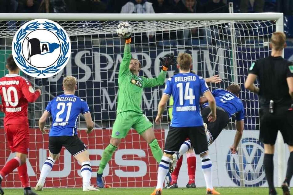 Neues Spiel, neues Glück: Dann spielt der DSC in der ersten Runde des DFB-Pokals