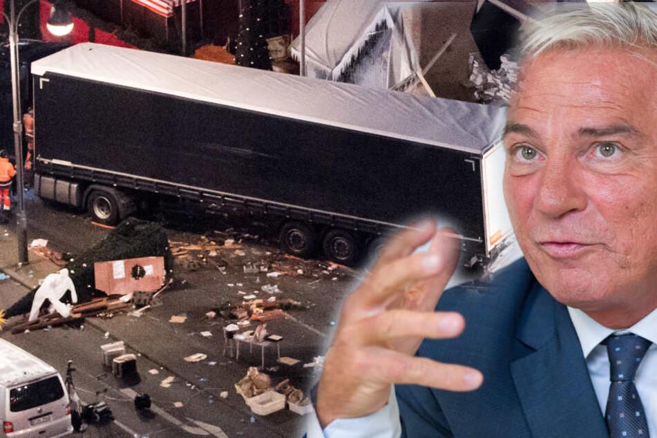 Landesinnenminister Strobl: Die Terrorgefahr bleibt hoch.