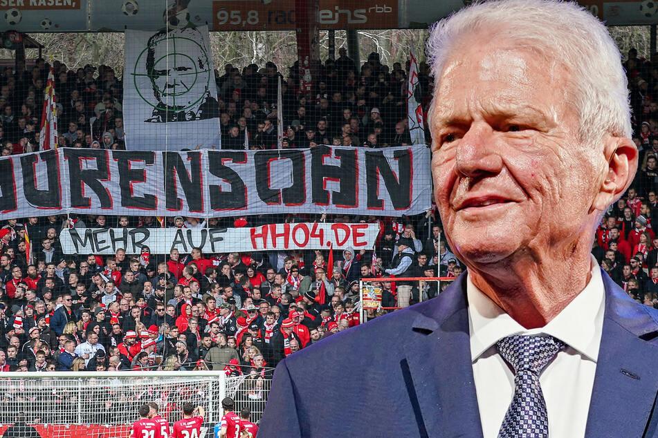Der langjährige Hoffenheim-Mäzen Dietmar Hopp (80) wurde in vielen Stadien mit bösen Bannern und Schmähgesängen gegen seine Person bedacht.