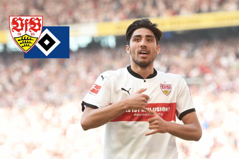 Transfer zum HSV: Stuttgart-Juwel Özcan spielt jetzt in Hamburg