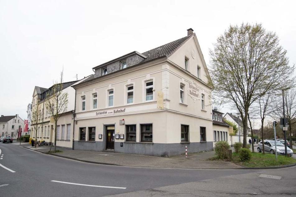 Das Hotel in Köln-Dellbrück.