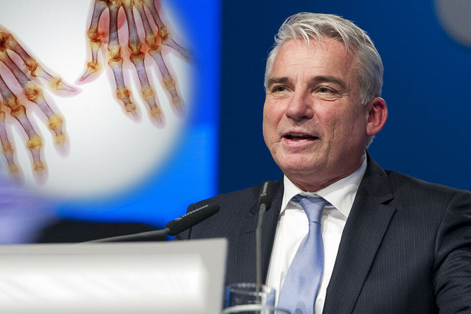 CDU-Innenminister fordert Röntgen für Flüchtlinge