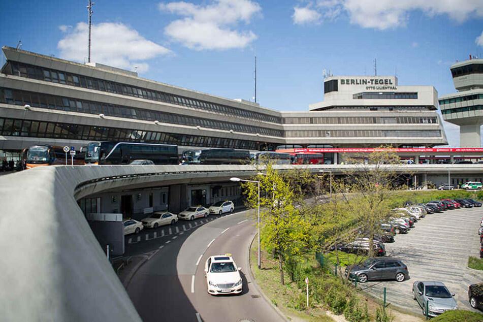 Objekt der Beuth-Begierde: Flughafen Tegel und sein Hauptgebäude.