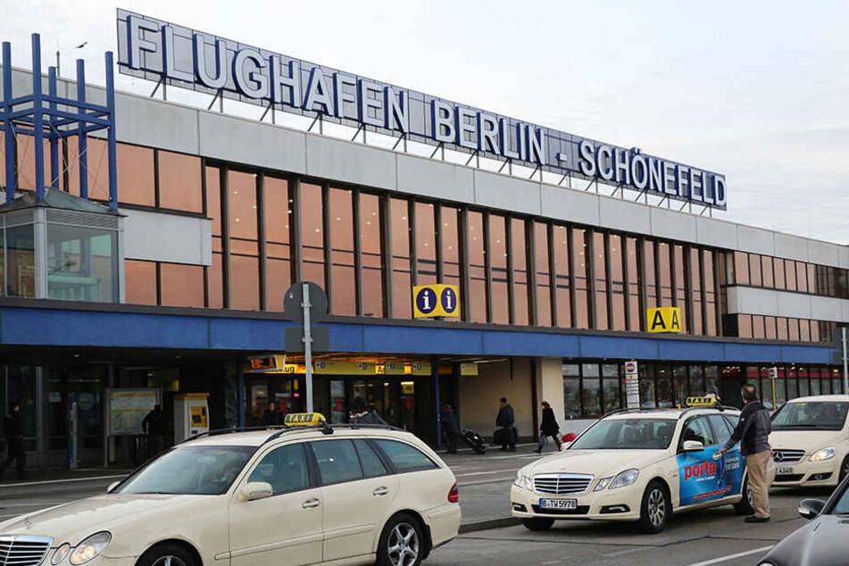 Der Flughafen Berlin-Schönefeld wurde zum Schlechtesten weltweit gekürt.