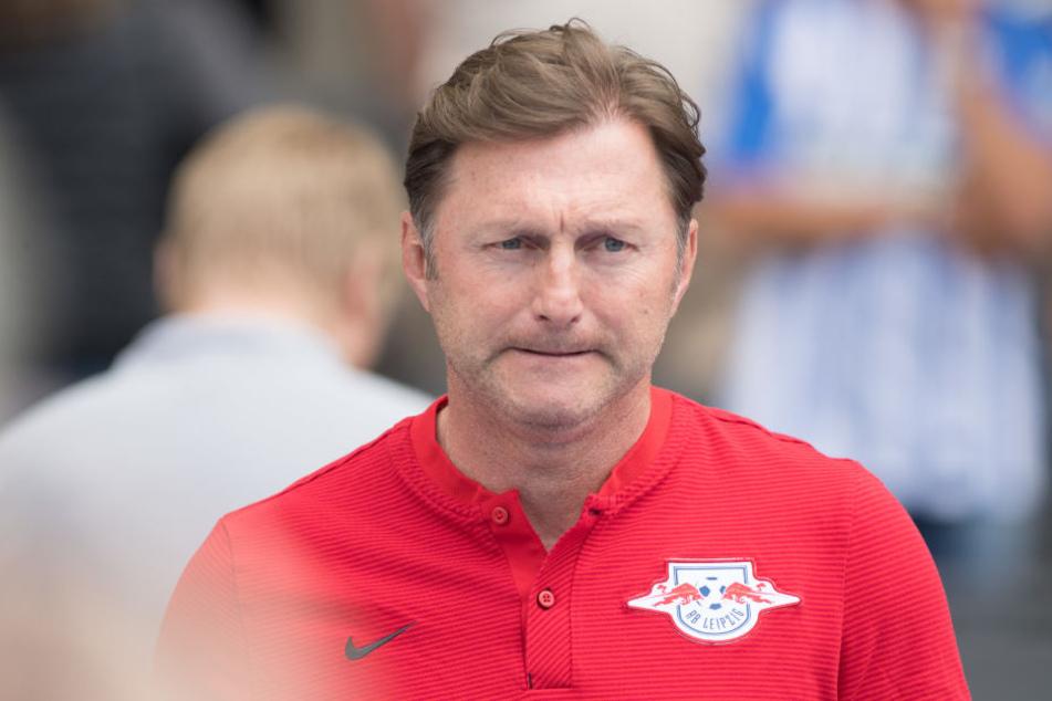 Sieht sich langfristig an der Seitenlinie in der Premier League: Ex-RB-Leipzig-Coach Ralph Hasenhüttl (50).