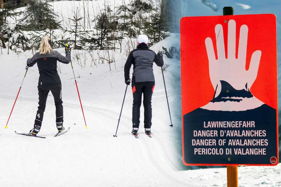 Skiurlauber aufgepasst! So teuer kann eine Bergrettung werden