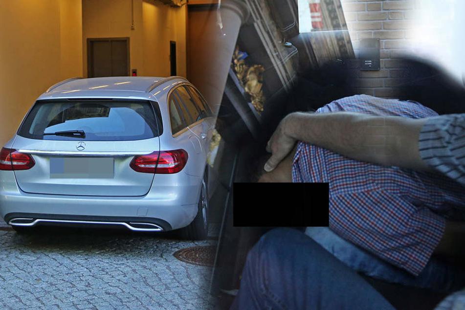 Mutmaßlicher Neustadt-Mörder am Amtsgericht dem Haftrichter vorgeführt
