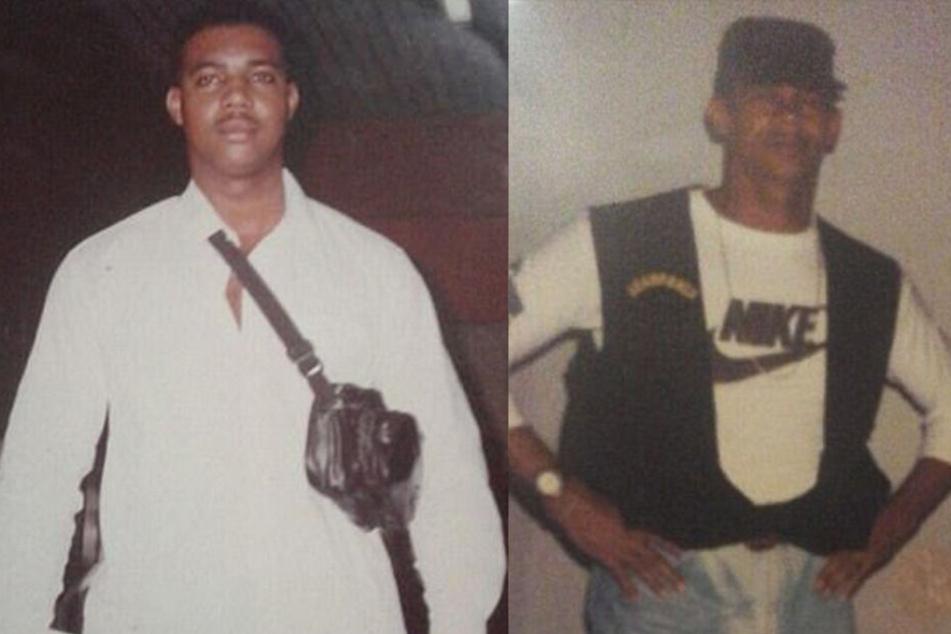So normal sahen die beiden Brüder früher aus.