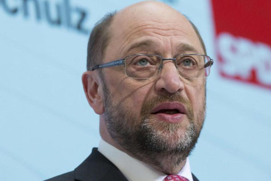 Seit Martin Schulz als Spitzenmann vorgeschlagen wurde, sind über das Internet 6564 Bürger in die Partei eingetreten