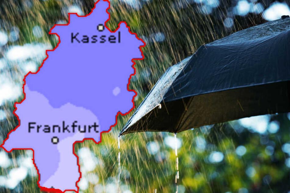 Der Frühling lässt uns weiter im Stich: So ungemütlich wird es in Hessen