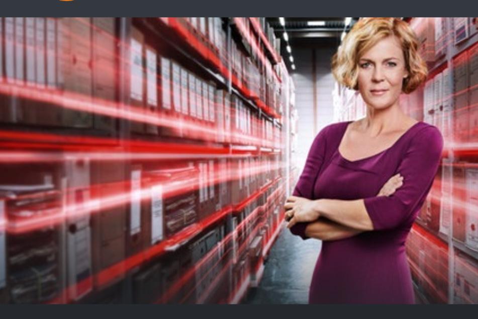 Das investigative ZDF-Magazin Frontal 21 wird von Ilka Brecht (55) moderiert.
