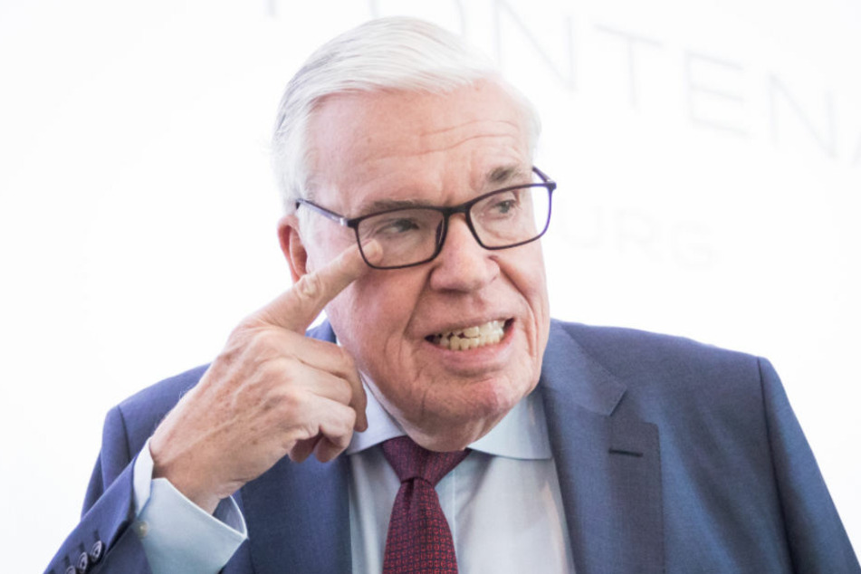 Der HSV hängt an den finanziellen Zuwendungen von Klaus-Michael Kühne.