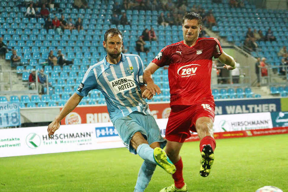 Zwickau verlor im Hinspiel 0:1. Jetzt will der FSV Revanche.