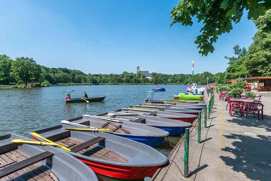 Ob Schlossteich, Küchwald oder Stausee Rabenstein - in Chemnitz gibt es viele schöne Orte. Jetzt sollen neue Lieblingsplätze dazukommen.