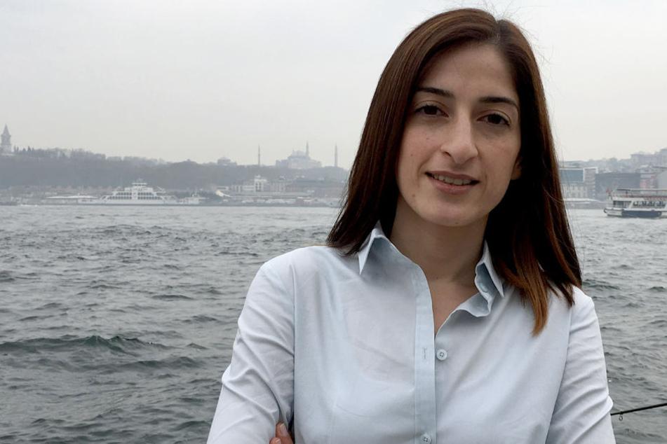 Inhaftierte Journalistin kehrt zurück: Reist sie wieder in die Türkei?