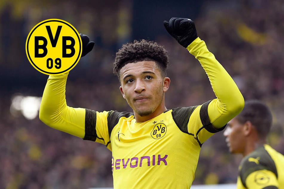 BVB suspendiert Sancho vor Duell gegen Gladbach!