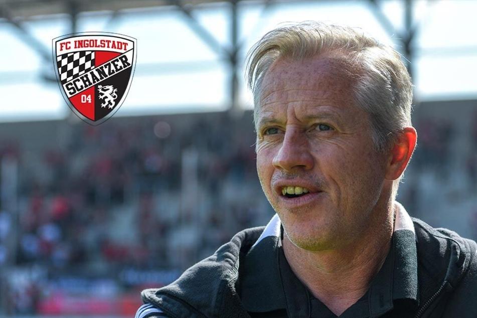 Ingolstadt trennt sich von Trainer Jens Keller: Nachfolger steht fest!