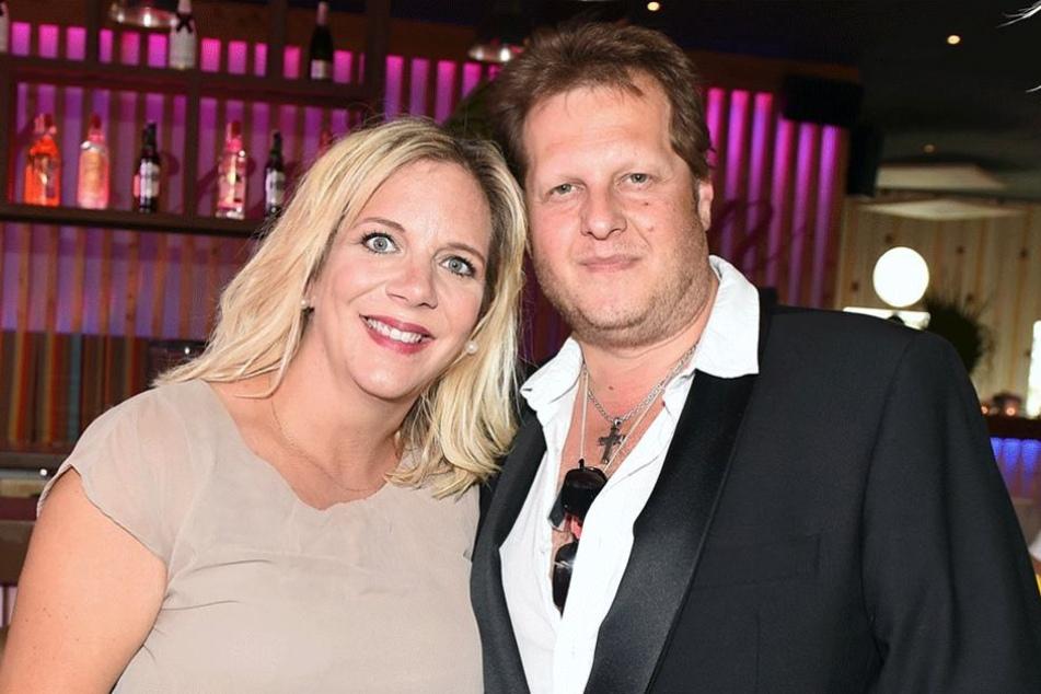 Haben im Juni geheiratet: Jens Büchner und Daniela Karabas.