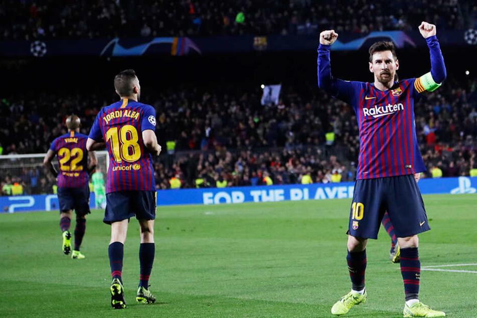 Magier Messi verzaubert die Massen: Selbst gegnerische Fans huldigen dem Superstar