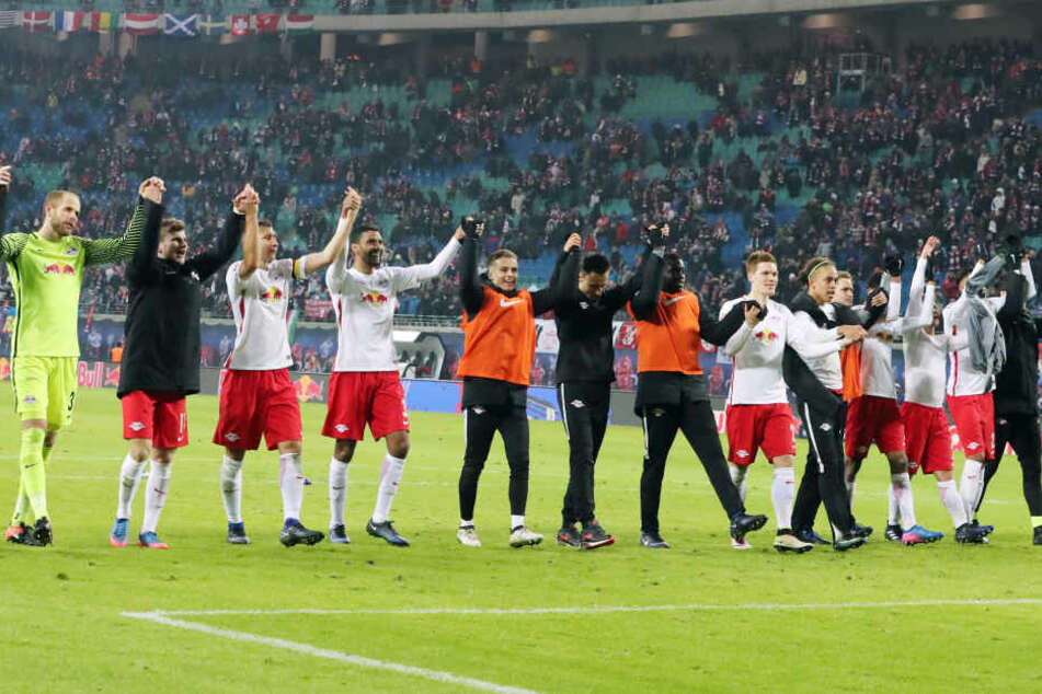 Nach dem 2:1-Sieg über Hoffenheim setzten sich die Leipziger weiter in der Tabelle von den Verfolgern ab.